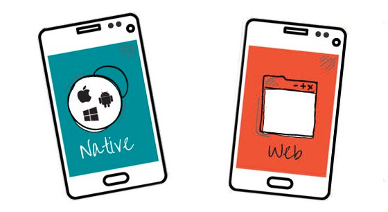 native app vs mobile web app - which is better for your business